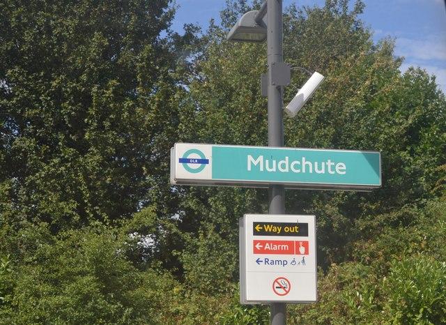 Mudchute Station