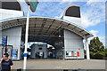 TQ3878 : Island Gardens DLR Station by N Chadwick