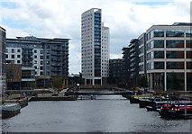 SE3032 : Leeds Dock by Mat Fascione