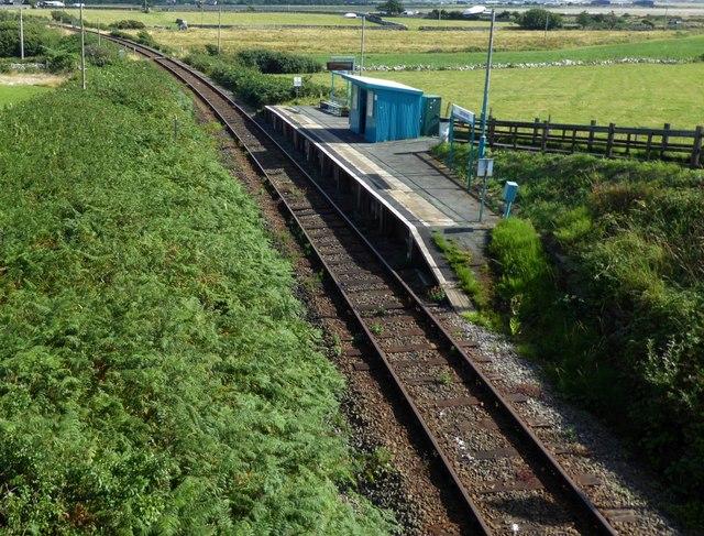 Llandanwg Station