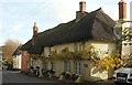 SX7742 : Listed cottages, Frogmore by Derek Harper