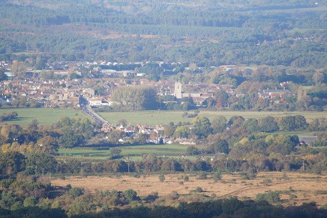 South Causway, Stoborough to Wareham