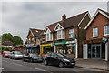 TQ1758 : Barnett Wood Lane by Ian Capper