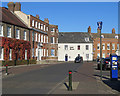 TF6120 : King's Lynn: a corner of Tuesday Market Place by John Sutton