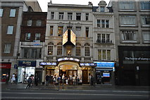 TQ3080 : Vaudeville Theatre by N Chadwick
