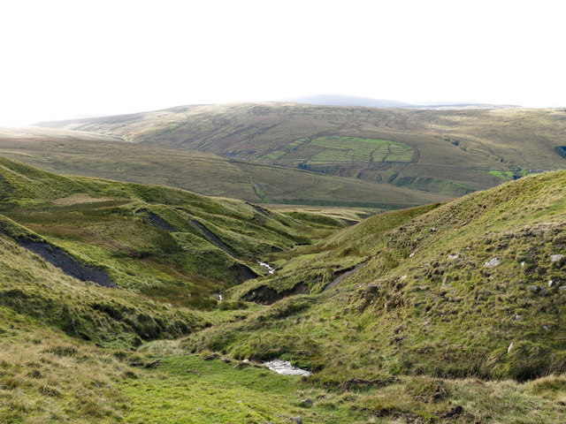 The cleugh of Lady Gill