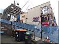 NS5865 : Sauchiehall Street fire damage by Thomas Nugent