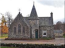 NJ1835 : Lady Macpherson Grant Hall by Anne Burgess