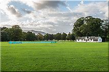 NY2623 : Lower Fitz Park by Ian Capper