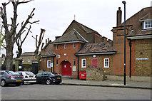 TQ2976 : Former chapel, Ingleton House by Robin Webster