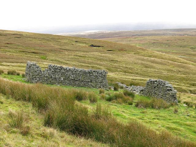 Sheepfold on Yad Moss (3)