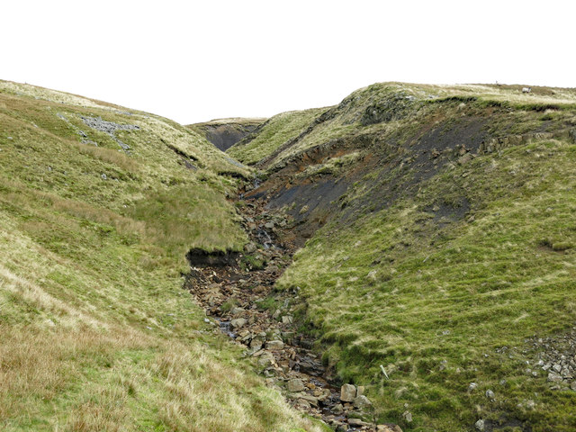 The cleugh of Darn Gill