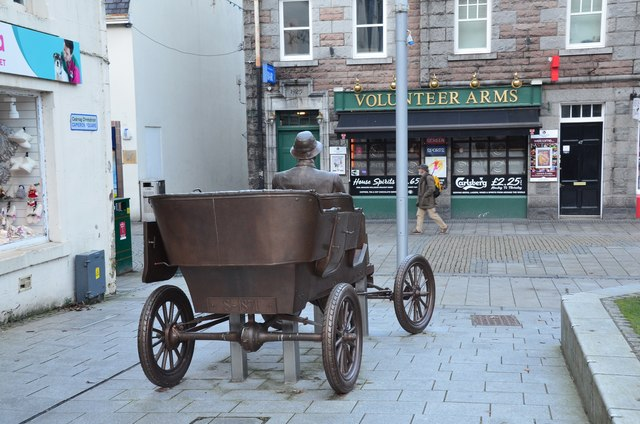 The Bronze Ford, Fort William (2)