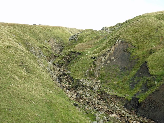 The cleugh of Darn Gill (4)