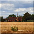 SU9578 : Eton Wick church by Gerald England