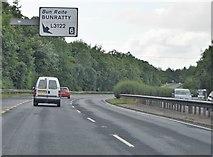 R4460 : N18, Junction 6 by N Chadwick