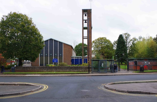 Parish Church of St. Chad, New Road, Rubery, near Birmingham