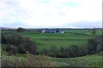 NS5020 : Ochiltree Mains Farm by Billy McCrorie