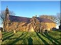 SM8524 : St David's Church, Brawdy by Alan Hughes