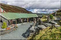 NY2213 : Honister Slate Mine by Ian Capper