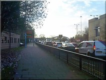 SO9198 : Ring Road Queue by Gordon Griffiths