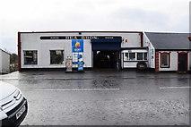 H6257 : Rea Bros, Ballygawley by Kenneth  Allen