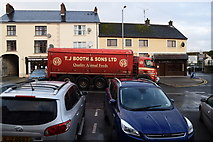 H6357 : Delivery lorry, Ballygawley by Kenneth  Allen