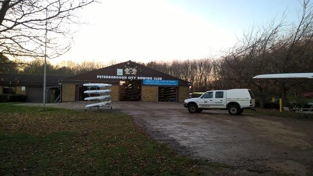 Peterborough City Rowing Club, Thorpe Meadows