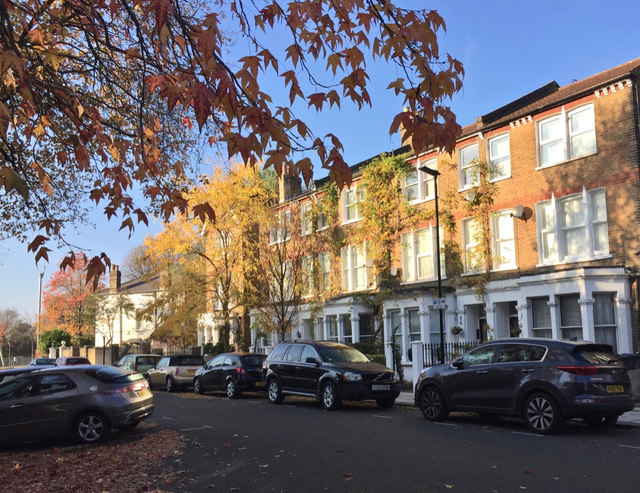 Harvard Road, London W4
