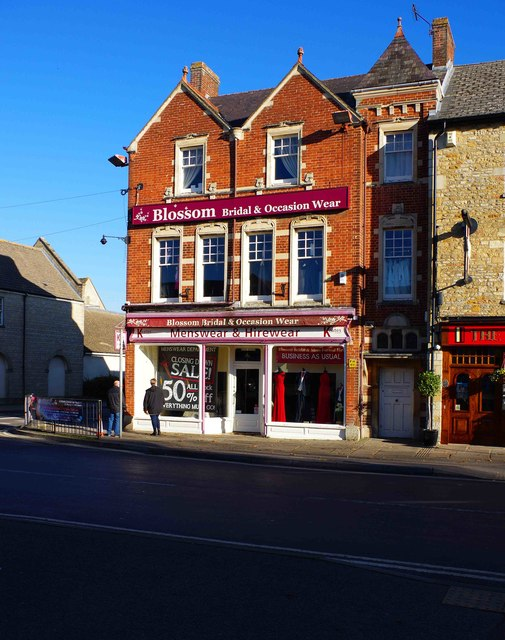 Menswear Dept closing down sale at Keates of Witney Ltd., 29 Market Square, Witney, Oxon
