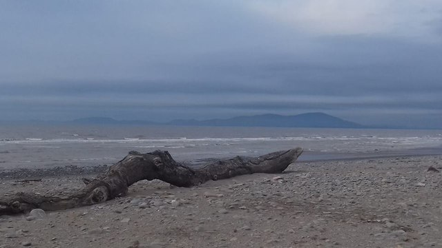 Allonby foreshore