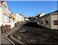 ST2490 : Northern end of Mill Street, Risca by Jaggery