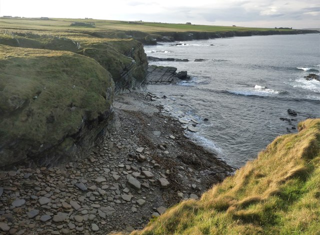 North Caithness coast
