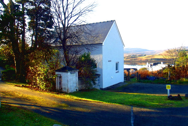 Old Fire Station, Dunvegan
