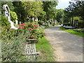 TQ2886 : Highgate East Cemetery by Marathon