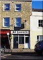 SP3509 : Ali Barber (1), 31a Market Square, Witney, Oxon by P L Chadwick