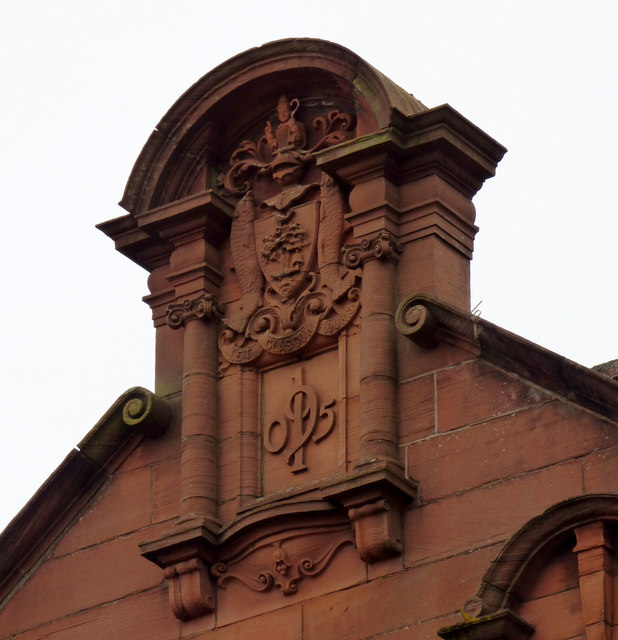 City of Glasgow coat of arms