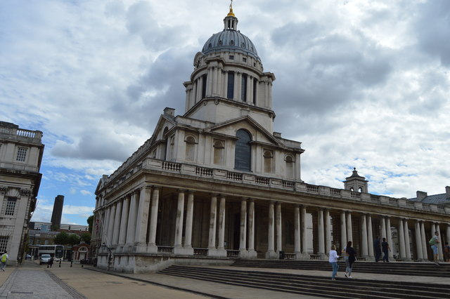 Royal Naval College - Chapel of SS Peter & Paul