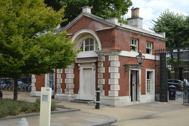 Royal Naval College - Gate Lodge