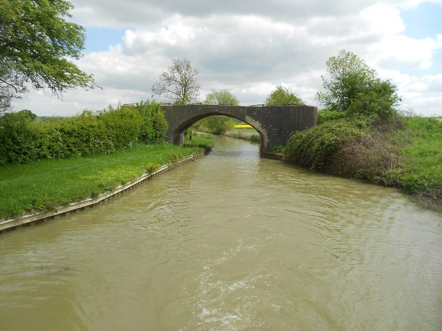 Oxford Canal: Bridge Number 128