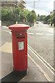 ST5874 : Postbox, Cotham Brow by Derek Harper