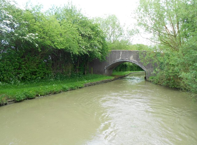 Oxford Canal: Bridge Number 130