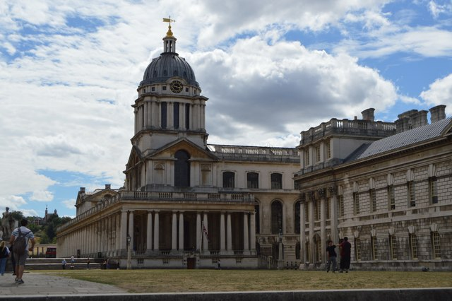 Royal Naval College - King William Building