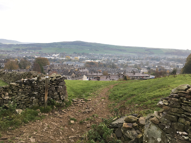 Above Kendal
