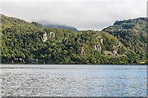 NY2619 : Across Derwent Water by Ian Capper