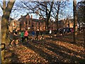 NS5367 : Victoria Park parkrunners by Graham Hogg