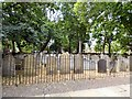 TQ3282 : Bunhill Fields by Gerald England