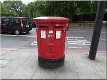 TQ2780 : Double Post Box on Park Lane by Gerald England