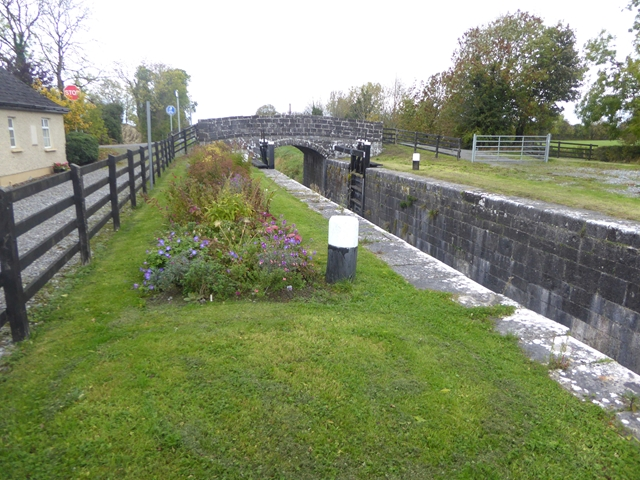 Lock 34 and Balroe Bridge