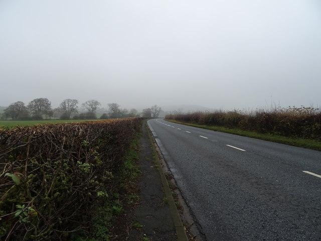 A658 towards Harrogate